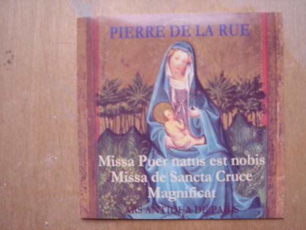 Missa Puer natus est - Missa de Sancta Cruce